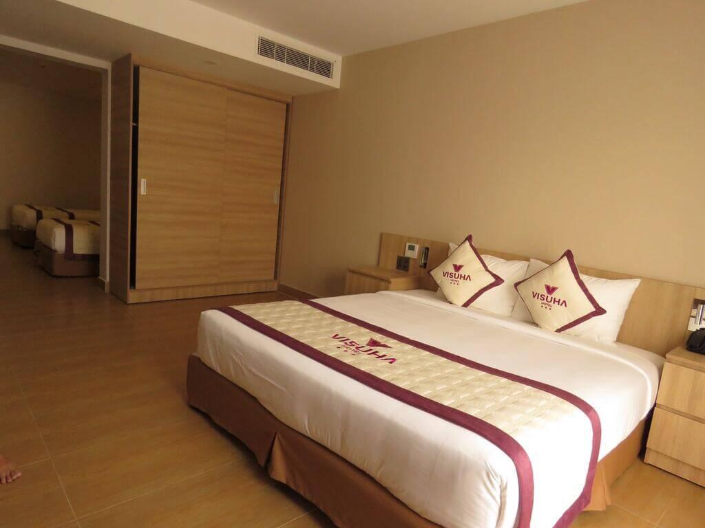 Khách sạn Visuaha - khách sạn Hà Tiên