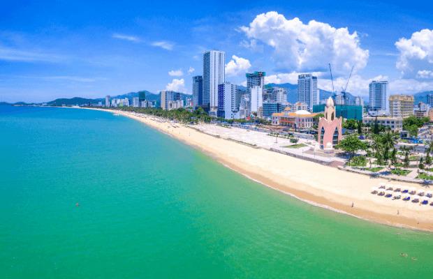 Thành phố biển - khách sạn Nha Trang