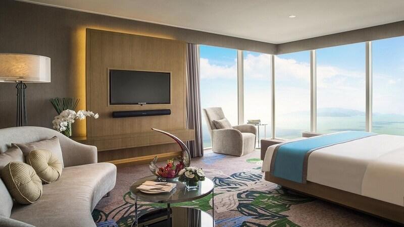 Khách sạn InterContinental - khách sạn Nha Trang
