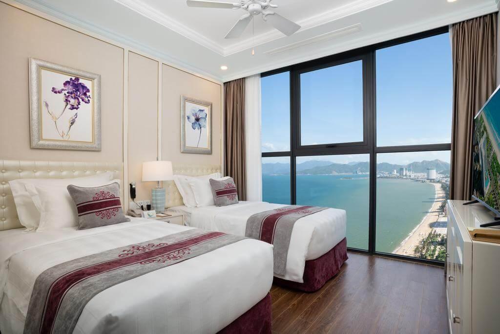 Vinpearl Condotel Beachfront - khách sạn Nha Trang