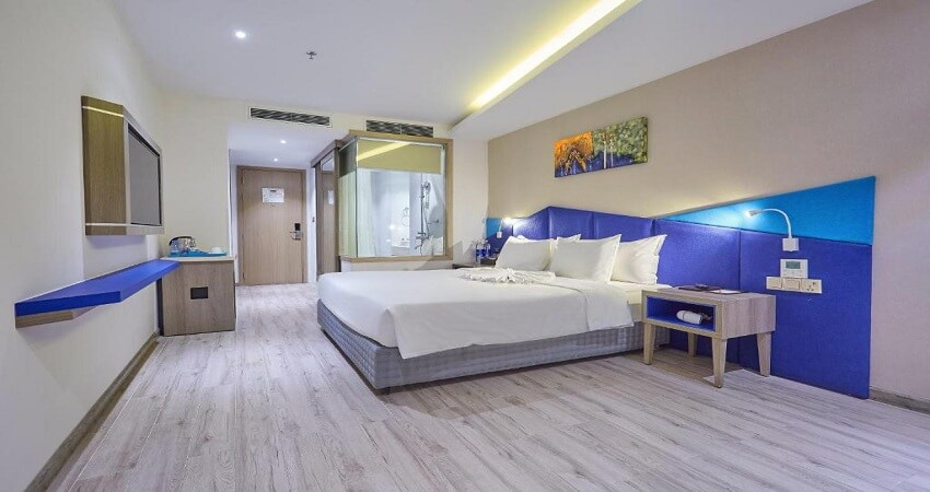 khách sạn Le's Cham Nha Trang - khách sạn Nha Trang