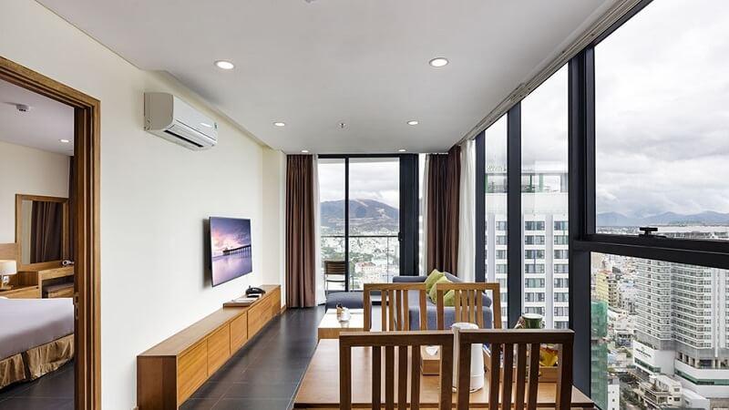 Maple Hotel & Apartment Nha Trang - khách sạn Nha Trang