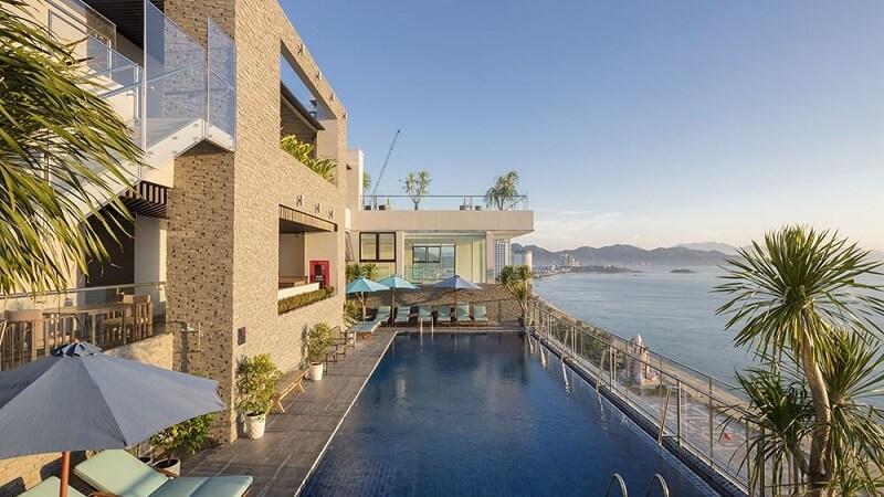 Maple Hotel & Apartment - khách sạn Nha Trang