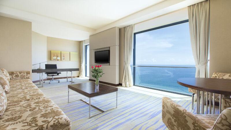 Khách sạn Sheraton Nha Trang - khách sạn nha trang