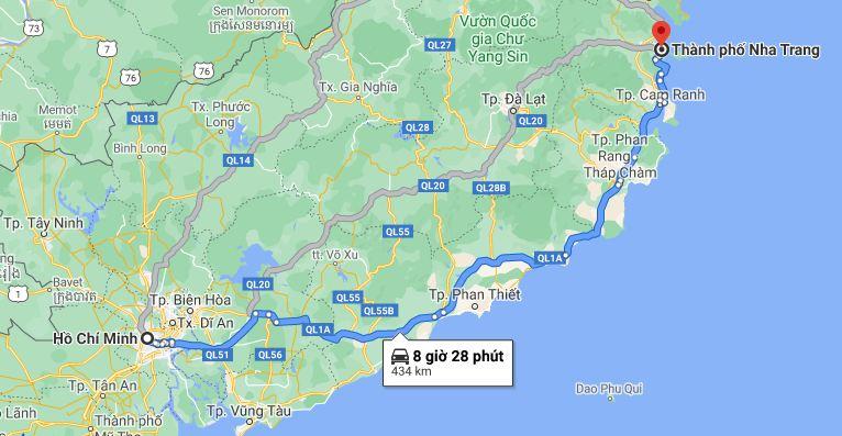 Khách sạn Nha Trang - đi xe khách đến Nha Trang