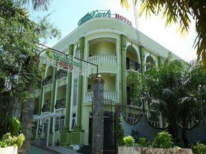Khách sạn Tre Xanh Việt Bình Dương
