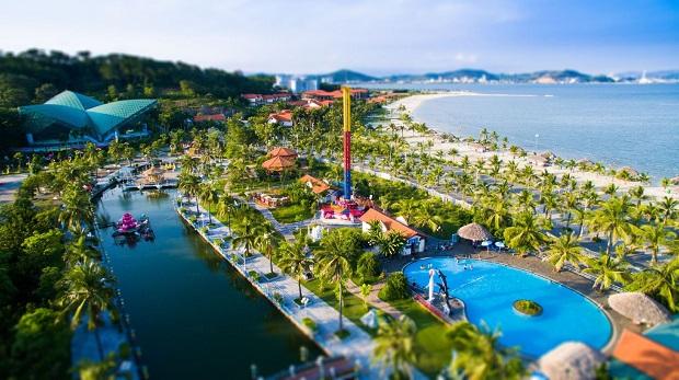 khách sạn tại đảo tuần châu