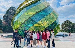 Liên tuyến tour Đà Lạt Phan Thiết 3 ngày 3 đêm: Que Garden – Gallery Chocolate – Đồi Cát Bay