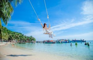 Tour Sunset Sanato – Cano 4 đảo Phú Quốc 3N2Đ