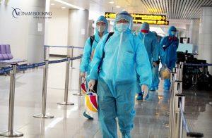 Xin công văn nhập cảnh tại sân bay cho người nước ngoài