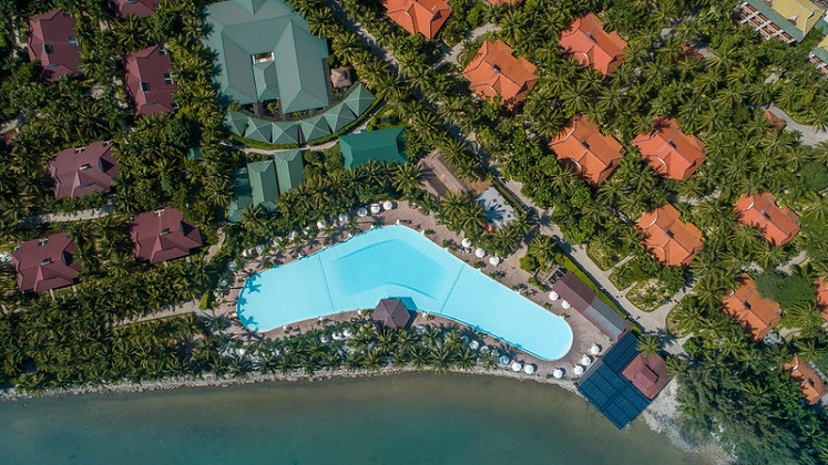 Combo Diamond Bay Resort and Spa Nha Trang