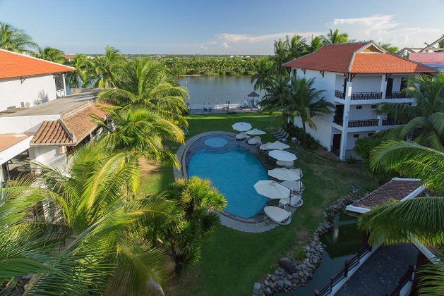 Combo Hội An River Beach Resort Residences