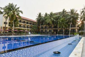 Combo Mũi Né Honrom Central Beach Resort 3N2Đ + Xe đưa đón