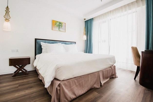 Khách sạn Adaline Hotel and Suites Đà Nẵng