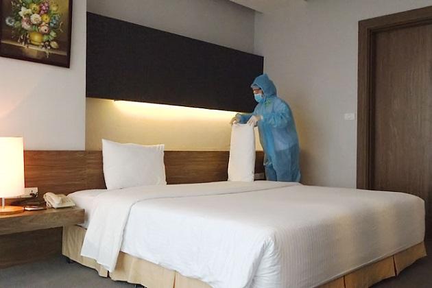 Combo Khách sạn cách ly 14 ngày Vân Đồn