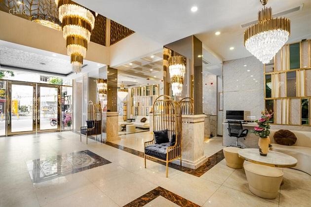 Combo Khách sạn Cicilia Sài Gòn