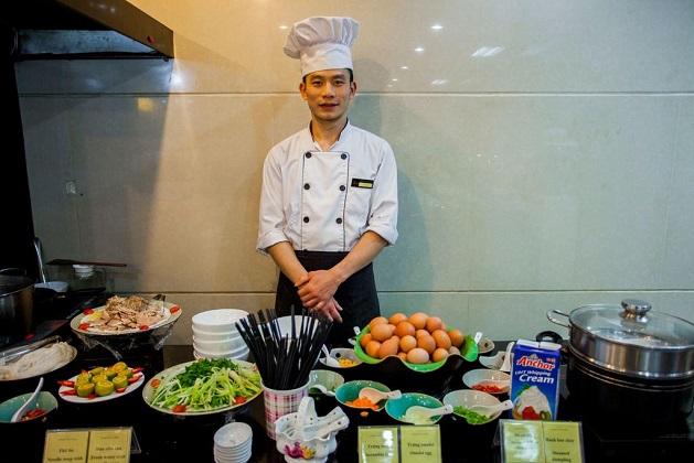 Combo Khách sạn Golden Cyclo Hà Nội