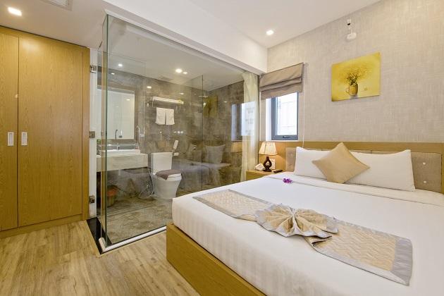 Combo Khách sạn Grand Sunrise 2 Đà Nẵng