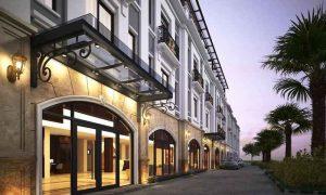 Combo 3N2Đ Khách sạn Làng Chài Hạ Long + Vé máy bay/Xe Limousine