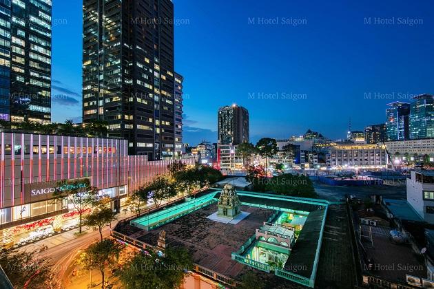 Khách sạn M Sài Gòn