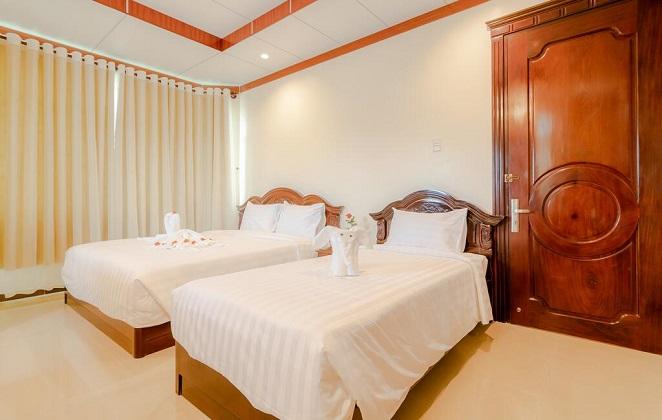Combo Khách sạn Sun & Sea Leisure Vũng Tàu