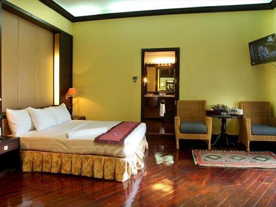 Combo Khách sạn Thanh Thủy Bluewater