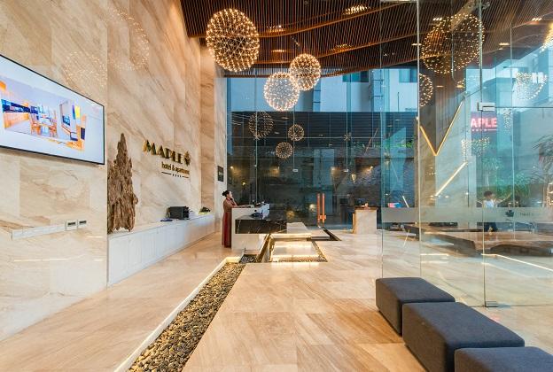 Combo Nha Trang Khách sạn Maple