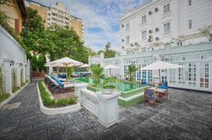 Khách sạn Manoir Des Arts Hải Phòng