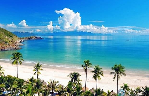 khách sạn Mỹ Khê gần biển có hồ bơi