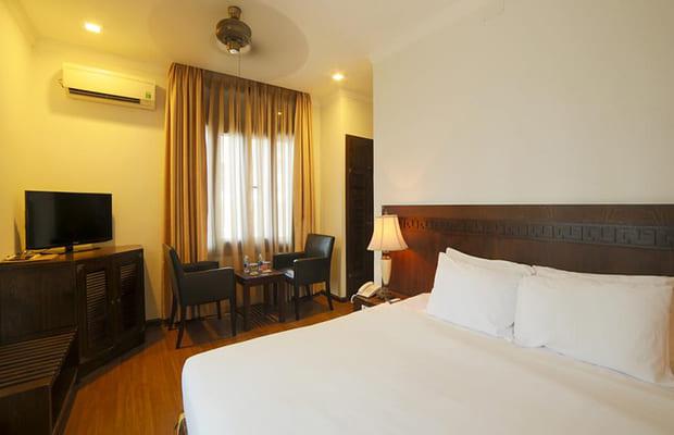 khách sạn Mỹ Khê - Chu Đà Nẵng