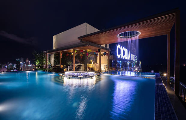 Khách sạn Cicilia Hotel & Spa Đà Nẵng - khách sạn Mỹ Khê