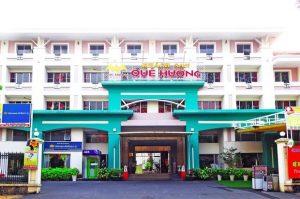 Khách sạn Quê Hương Sóc Trăng