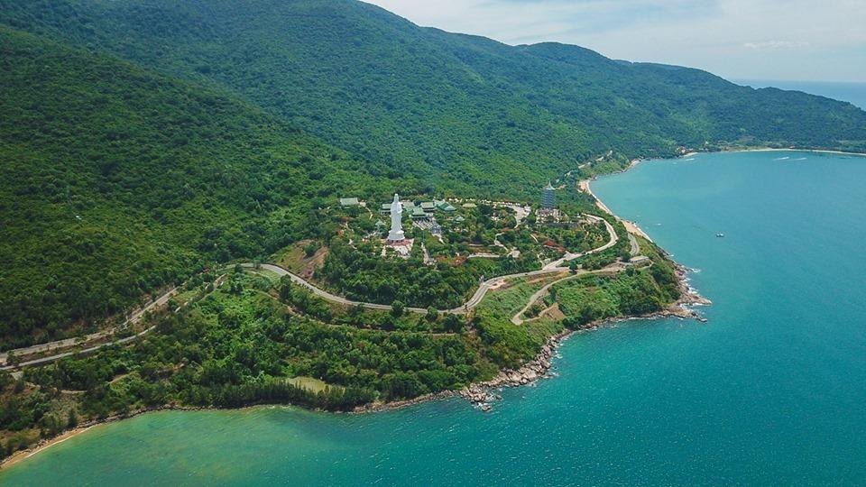 Khách sạn Sơn Trà - cung đường đẹp