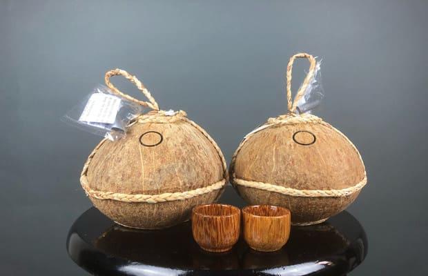 Rượu dừa đặc sản Sơn Trà - khách sạn Sơn Trà