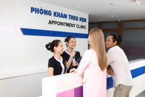 Thủ tục khám sức khỏe cho người nước ngoài ở Việt Nam