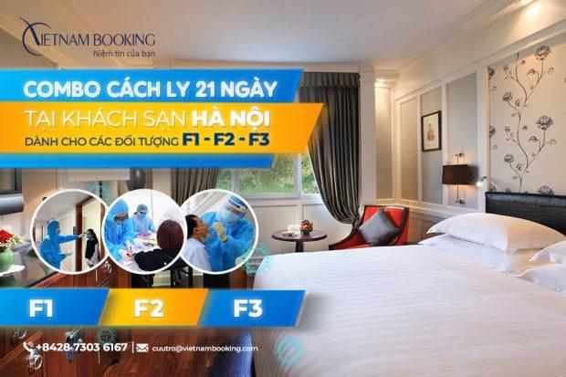 khách sạn cách ly dành cho đối tượng f1,f2,f3