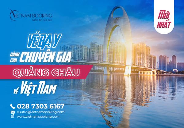 Chuyến bay đón chuyên gia từ Trung Quốc về Việt Nam   Lịch bay mới nhất