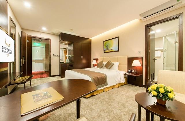 Khách sạn cách ly tại Hà Nội