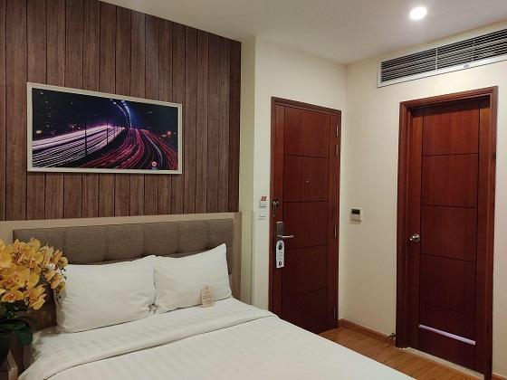 Combo Khách sạn GK Central Sài Gòn
