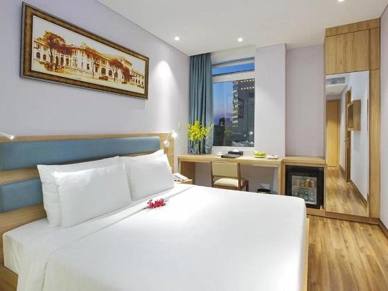 Combo Khách sạn M Boutique Hotel Sài Gòn