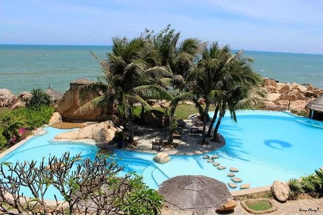 Combo Rock Water Bay Beach Resort Spa