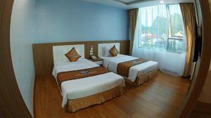 Khách sạn Hoa Ban Trắng Mộc Châu