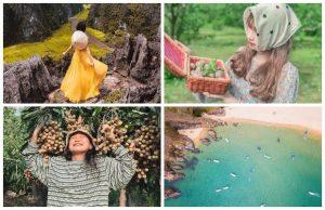 Tháng 5 đi du lịch ở đâu? 11 điểm đến hấp dẫn nhất Việt Nam