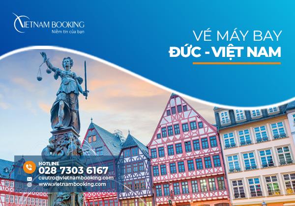 Cập nhật các chuyến bay từ Đức về Việt Nam – Lịch bay tháng 9