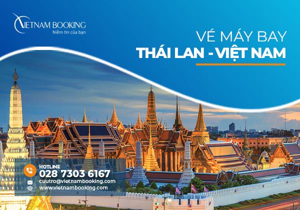 Trọn gói nhập cảnh, cách ly khách sạn và vé máy bay từ Thái Lan về Việt Nam