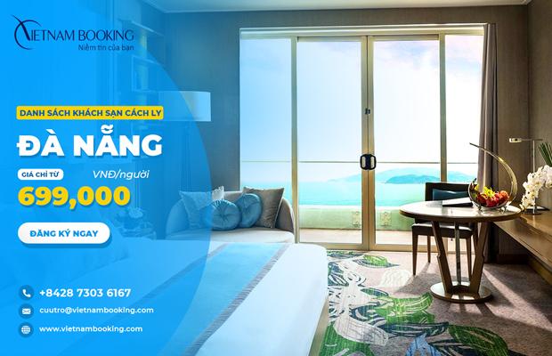 Danh sách 34 khách sạn cách ly tập trung có thu phí tại Đà Nẵng