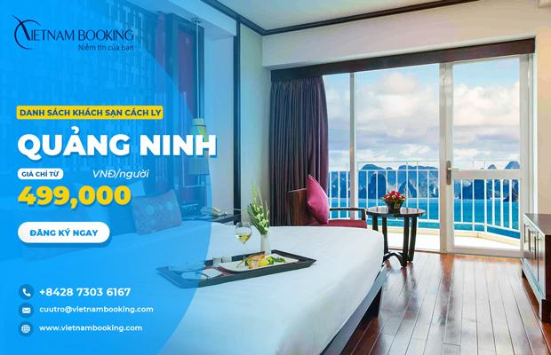 Danh sách khách sạn cách ly tập trung có trả phí tại Quảng Ninh – Vân Đồn