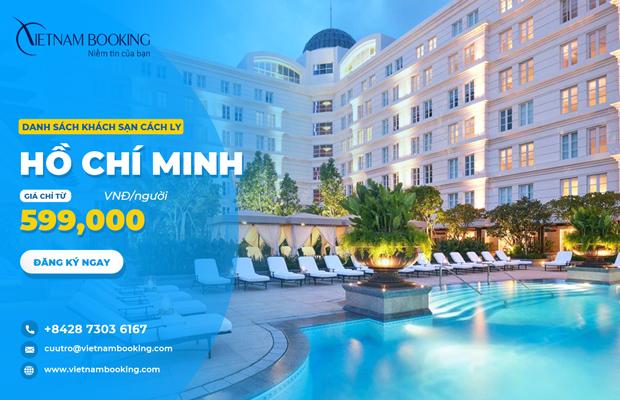 TP Hồ Chí Minh: Danh sách 51 khách sạn làm khu cách ly y tế tập trung có thu phí