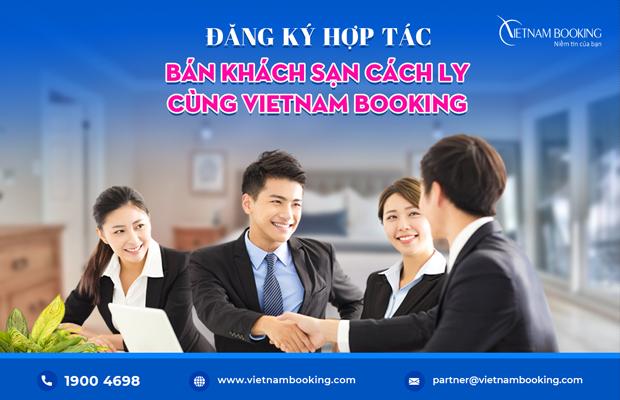 Đối tác bán khách sạn cách ly tại Ninh Thuận