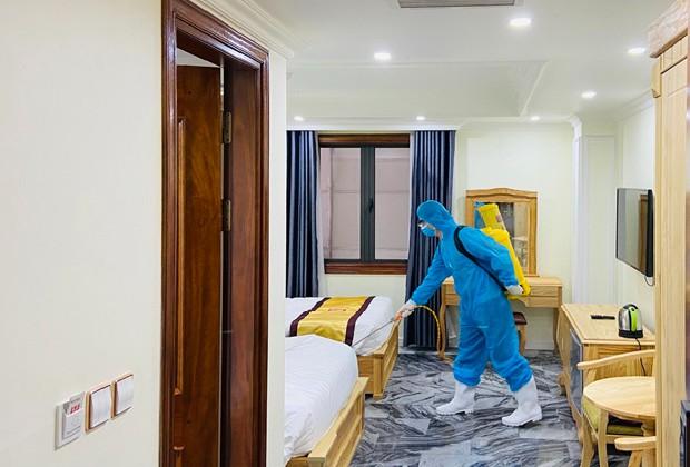 thông báo danh sách khách sạn cách ly tại Tây Ninh